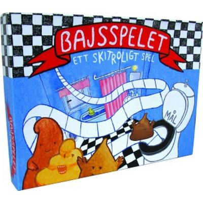 Nicotext Bajsspelet: Ett Skitroligt Spel (Svenska)