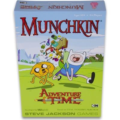 Steve Jackson Games Munchkin Adventure Time