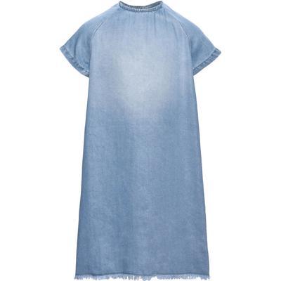 Name It Nitbelga Denim Dress - Blue/Light Blue Denim (13141771)