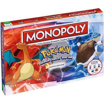 Monopoly: Pokemon (Engelska)