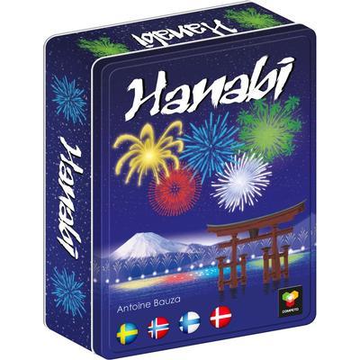 Competo Hanabi (Engelska)