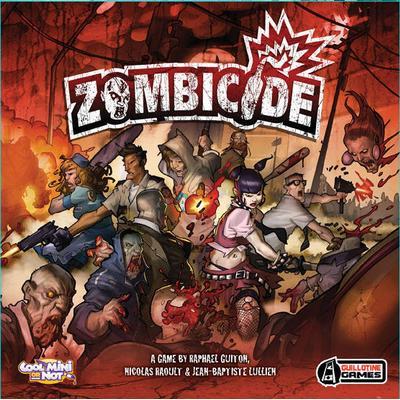 Cool Mini Or Not Zombicide (Engelska)