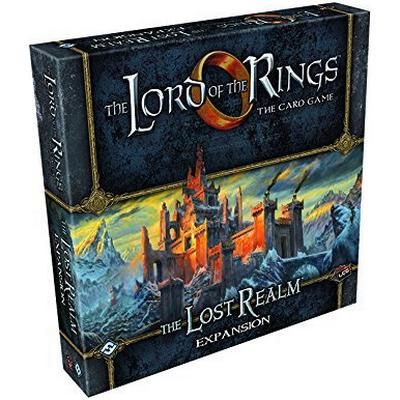 Fantasy Flight Games The Lord of the Rings: The Lost Realm (Engelska)