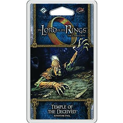 Fantasy Flight Games Lord of the Rings: Temple of the Deceived (Engelska)