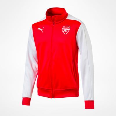 Puma Arsenal T7 Full-Zip Track Jacket