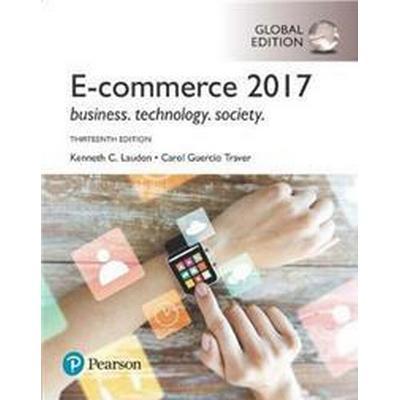E-Commerce 2017, Global Edition (Häftad, 2017)