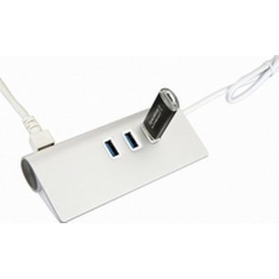 EXSYS EX-1132-N 3-Port USB 3.0/3.1 Extern