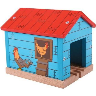 Bigjigs Chicken Shed Tunnel