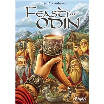 Z-Man Games A Feast For Odin (Engelska)