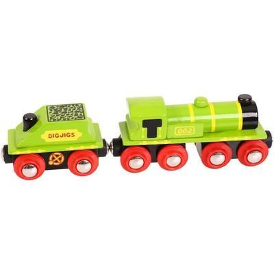 Bigjigs Big Green Engine