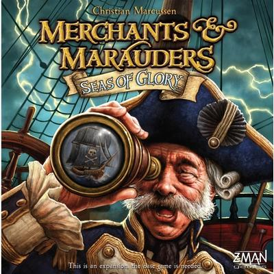 Z-Man Games Merchants & Marauders: Seas of Glory (Engelska)