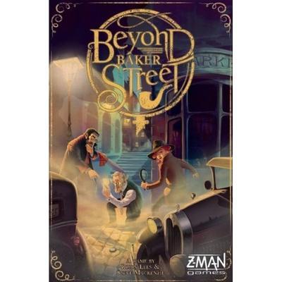 Z-Man Games Beyond Baker Street (Engelska)