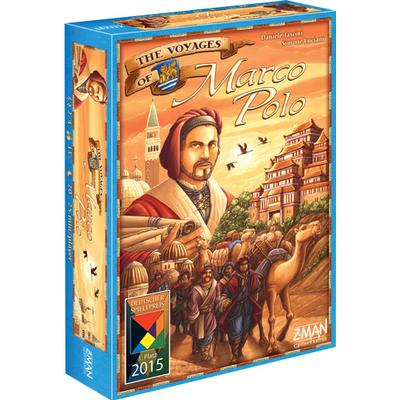 Z-Man Games Voyages Of Marco Polo (Engelska)