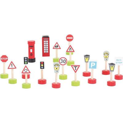 Bigjigs Signs Pack