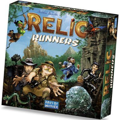 Days of Wonder Relic Runners (Engelska)