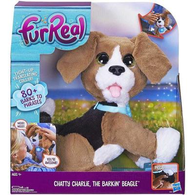 Hasbro Friends Chatty Charlie The Barkin Beagle'