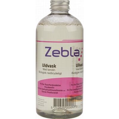 Zebla Uldvask Laundry Detergent 500ml