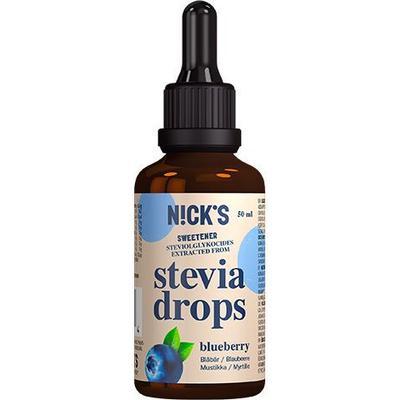 Blåbär Stevia Drops