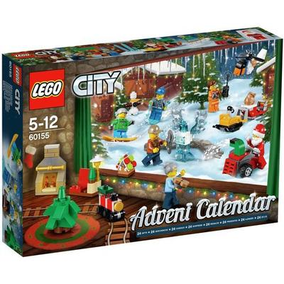 Lego City Advent Calendar 2017 60155