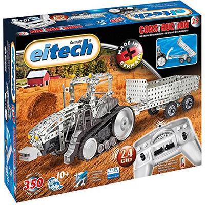 Eitech C23 Metal Construction Set RC Tractor