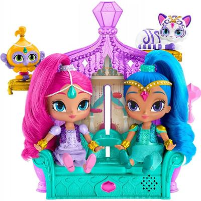 Fisher Price Shimmer & Shine Float & Sing Palace Friends