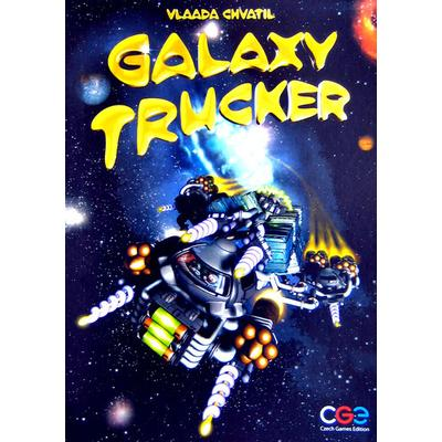 Czech Games Edition Galaxy Trucker