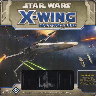 Fantasy Flight Games Star Wars: X-Wing The Force Awakens Core Set (Engelska)