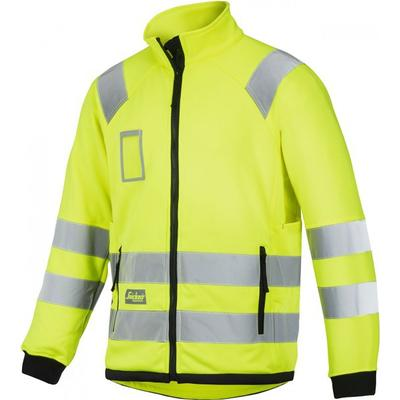 Snickers Workwear 8063 High-Vis Microfleecejacka
