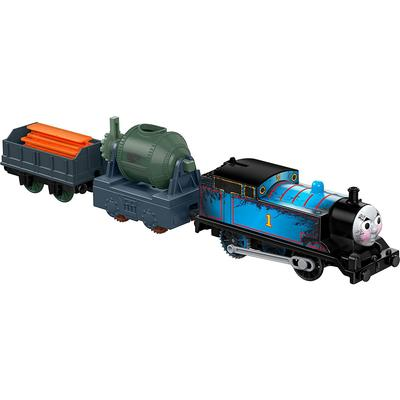Fisher Price Thomas & Friends Trackmaster Motorized Railway Steelworks Thomas