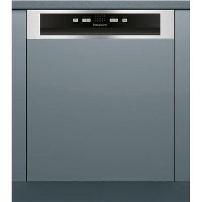 Hotpoint HBC 2B19 X UK Stainless Steel