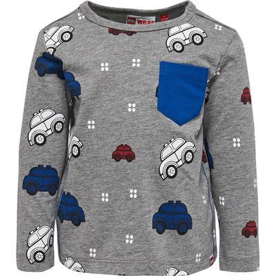 Lego Wear Texas 703 Duplo T-Shirt - Grey Melange
