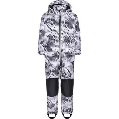 Name It Mini Alfa All-Over Printed Softshell Suit - Black/Black (13145532)