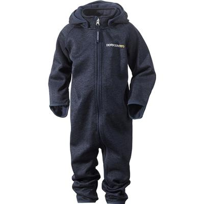 Didriksons Jiele Baby Coverall - Navy (162501028039)