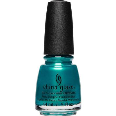 China Glaze Nail Lacquer #225 Don't Teal My Vibe 14ml
