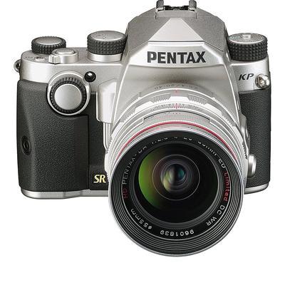 Pentax KP + 18-50mm