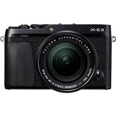 Fujifilm X-E3 + 18-55mm OIS
