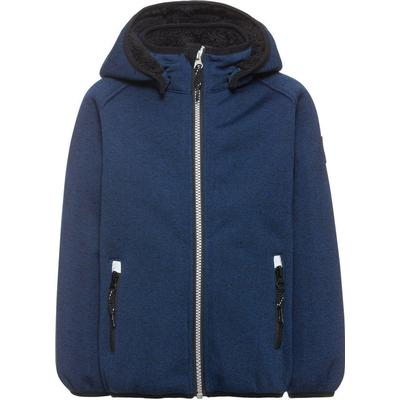 Name It Mini Nitbeta Teddy Softshell Jacket - Blue/Skydiver (13138211)