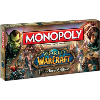 Monopoly: World of Warcraft Collector's Edition (Engelska)