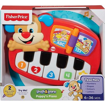 Fisher Price Laugh & Learn Puppy's Piano