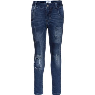 Name It Nitandrillo X-Slim Jeans - Blue/Medium Blue Denim (13147493)
