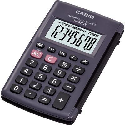 Casio HL-820LV-S