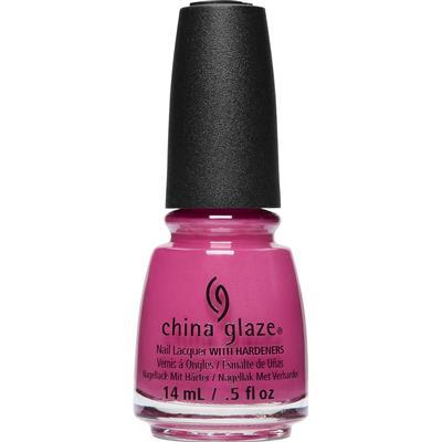 China Glaze Nail Lacquer #222 Kiss My Sherbet Lips 14ml