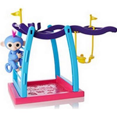 Wowwee Fingerlings Monkey Bars & Swing