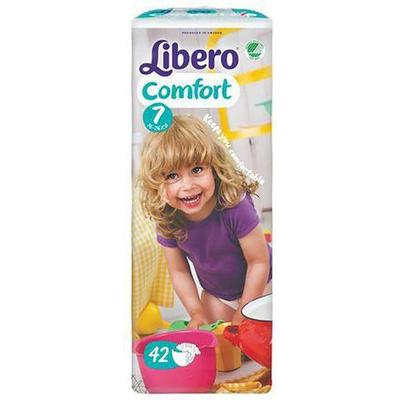 Libero Comfort S7, 16-26kg, 42pcs