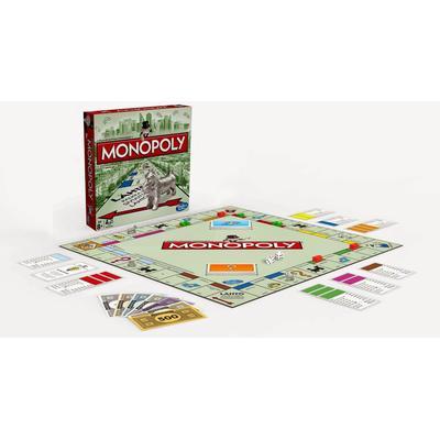 Monopoly Classic Game (Danska)