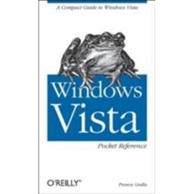 Windows Vista Pocket Reference (Häftad, 2007)