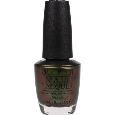 OPI Nail Lacquer Green on the Runway 15ml
