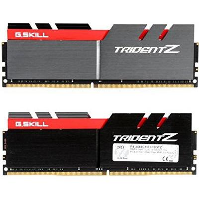G.Skill Trident Z DDR4 3466MHz 2X16GB (F4-3466C16D-32GTZ)