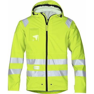 Snickers Workwear 8233 High-Vis Rain Jacket