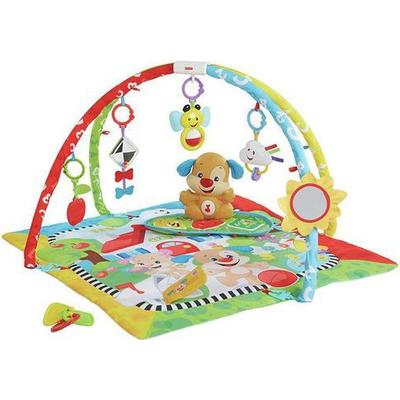 Fisher Price Puppy 'N Pals Learning Gym